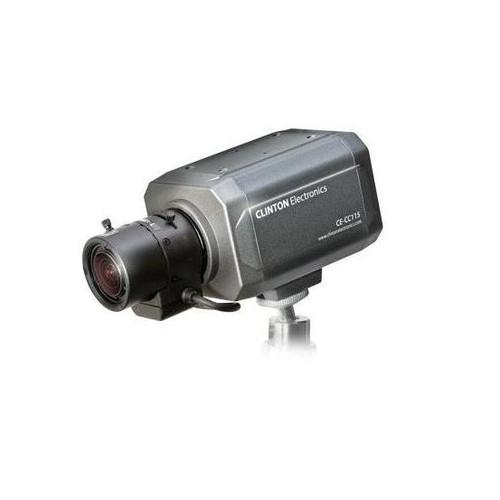 CE-CC115, Clinton Day/Night Box Camera (Gray)