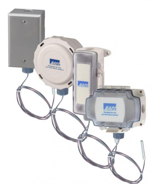 BAPI BA/1K-RPFEP-25' Remote Probe Temperature Sensor