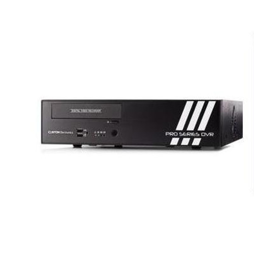 CE-R16S/3000, Clinton Shadow 16 Channel Digital Video Recorder, 3 TB HDD with HDMI Output