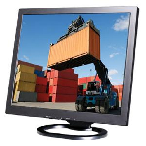 "15"" CCTV LCD Monitor - 1024 x 768 Resolution, 1 BNC Input / 1 BNC Output"