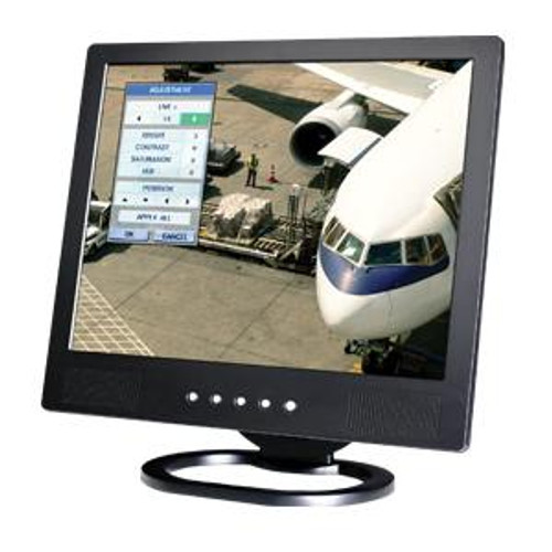 "19"" LCD Monitor - 1280 x 1024 Resolution"