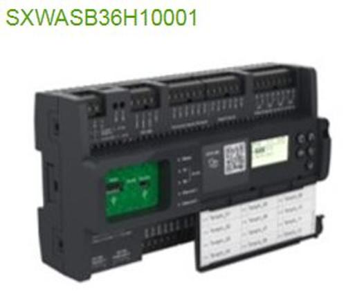 SmartX Controller - AS-B-36H, SXWASB36H10001, 36 I/O, manual override BACnet MS/TP, Modbus