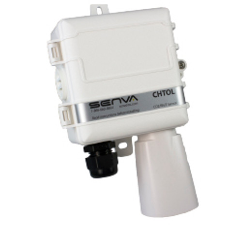 CHTOL-F, Senva OUTDOOR CO2/RH/TEMP TRANSMITTER....