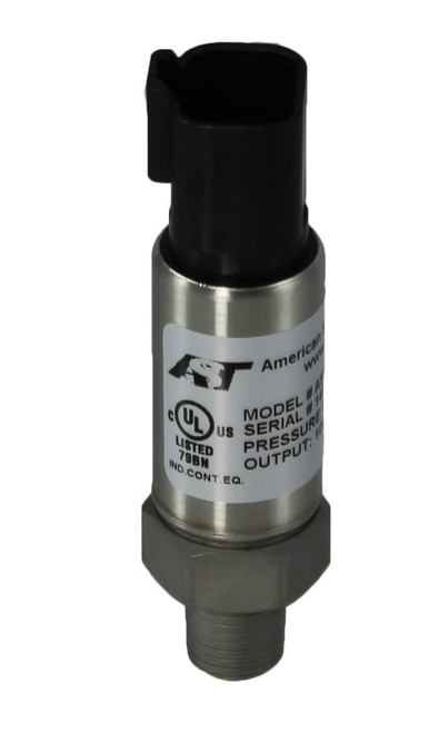 PWS250, Senva PRESSURE SENSOR, 250PSI, FACTORY CABLE DEUTSCH CONNECTION
