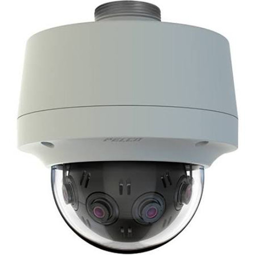 Pelco Optera IMM12027-1EP Panoramic Dome Camera - Outdoor - Vandalproof/Weatherproof - Day/Night