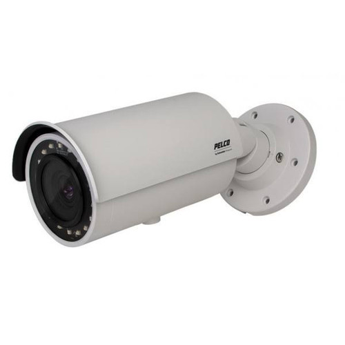 Outdoor Sarix Professional Series IBP321-1R 3MP Bullet Camera with IR IBP2BBAP-ES Surface Mount Back Box