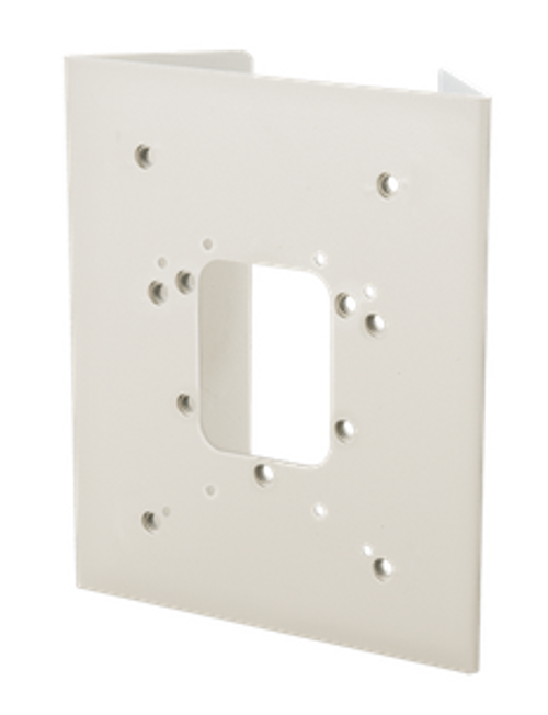 CE-UCB-POLE, Clinton Universal Pipe/Pole Mount Adapter, White