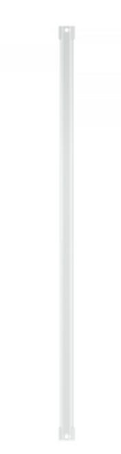 CE-CPEX, Clinton 6′ Extension Pole for Telescoping Camera Poles, White