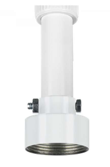 """CE-CPPA, Clinton 0.75"""" EMT to 1.5"""" NPT/NPS Adapter, White"""