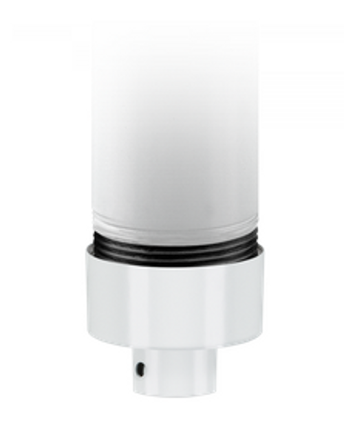 "CE-PAEMT, Clinton 1.5"" NPT to .75"" EMT Adapter, White"