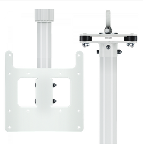 CE-CMHL-3-B, Clinton 6′ Heavy Duty Telescoping Ceiling Mount LCD/PVM Pole
