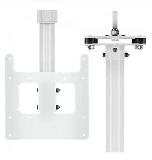CE-CMHL-6, Clinton 12′ Heavy Duty Telescoping Ceiling Mount LCD/PVM Pole