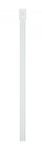 CE-CMHL-EX, Clinton 6′ Extension Pole for Heavy Duty Telescoping Monitor Poles