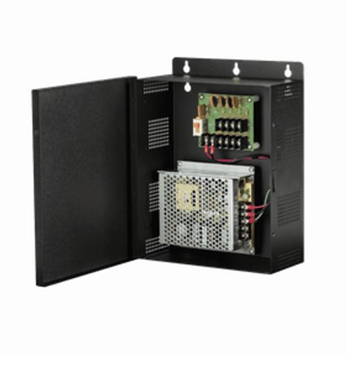 CE-DC12V4, Clinton DC12V (6 Amp) 4 Camera Power Supply