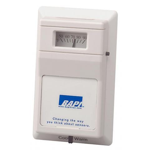 Bapi BA/592-10K-R Delta Style Room Temperature Sensor