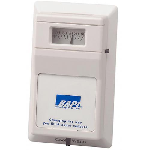 BAPI BA/10K-3[11K]-R60L2-N-C11-CG Delta Style Room Temperature Sensor