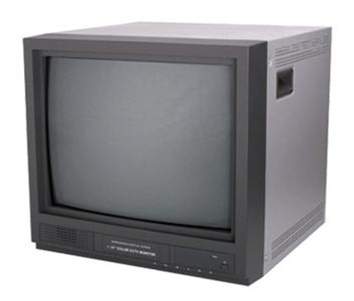 "CE-CM21VXA, Clinton 21"" Color CRT Monitor, 500 TVL Resolution"