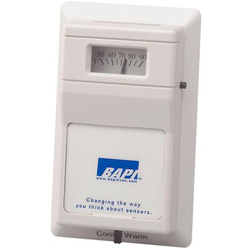 BAPI 10K-3-R-J-CG Delta Style Room Sensor