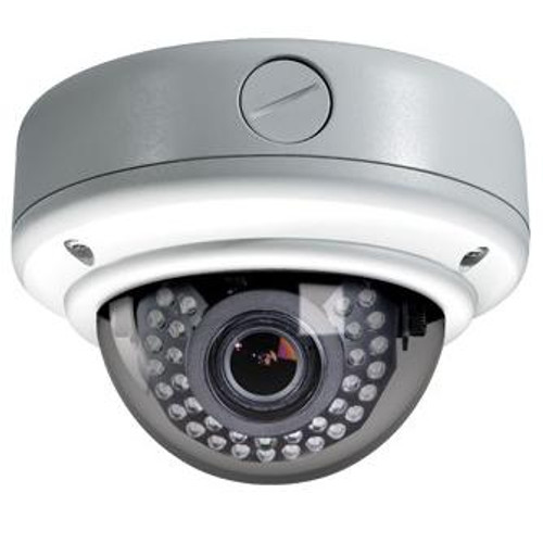 CE-VX30, Clinton Weather Rated Vandal X Outdoor IR True Day/Night Dome Camera + Heaters (White)