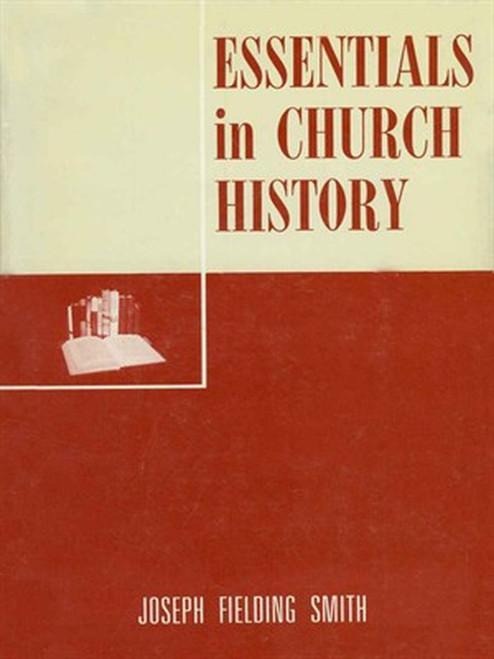 Essentials in Church History (Hardback)
