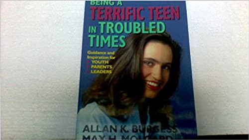 Being a Terrific Teen in Troubled Times (Paperback)