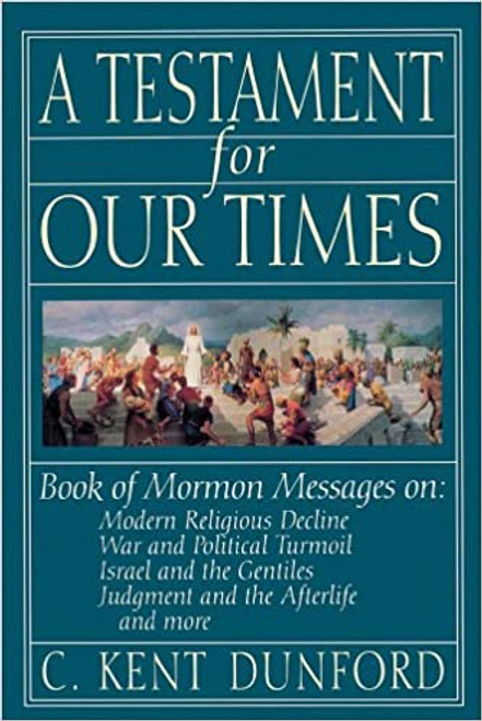 A Testament For Our Times (Paperback)