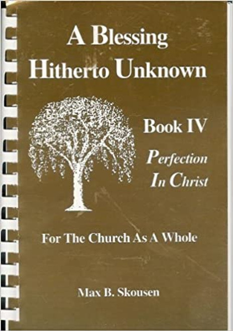 A Blessing Hitherto Unknown (Paperback)