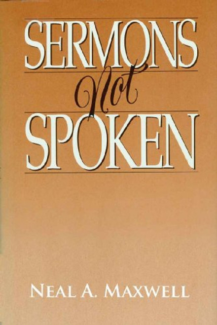 Sermons Not Spoken (Hardback)