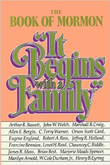 The Book of Mormon: It Begins With a Family (Hardcover)