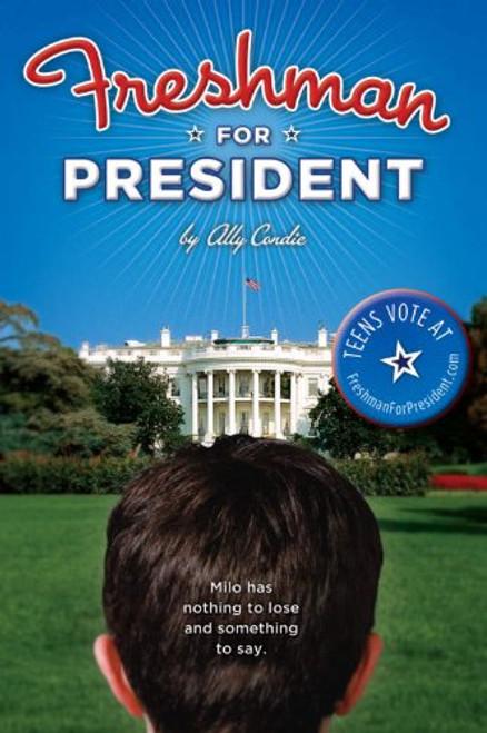 Freshman for President (Paperback)