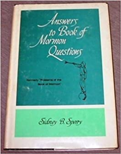 Answers to Book of Mormon Questions (Hardcover)