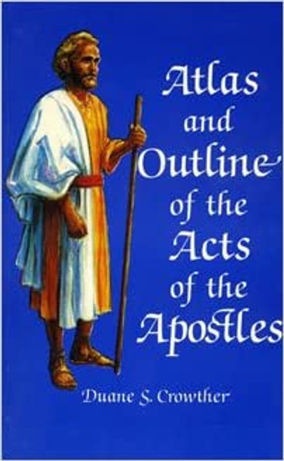 Atlas and Outline of the Acts of the Apostles (Paperback)
