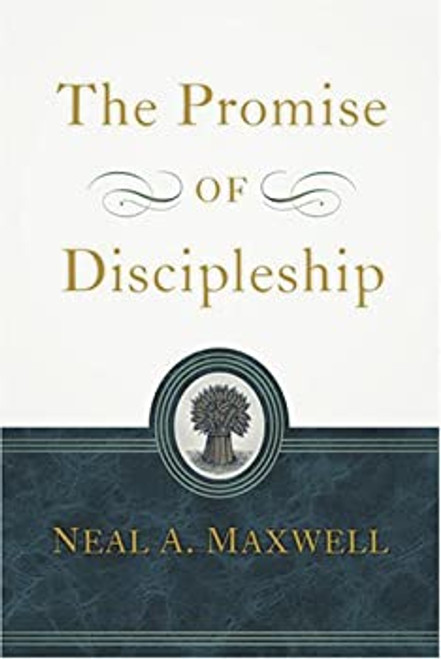The Promise of Discipleship  (Hardcover)