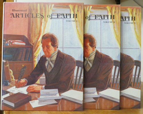 llustrated Articles of Faith (3 vols.) - Promised Land Publications (Hardcover)