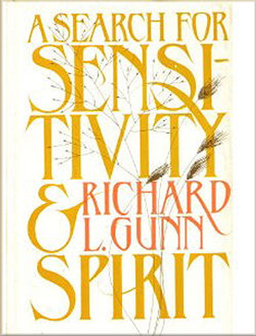 A Search for Sensitivity & Spirit (Hardcover)