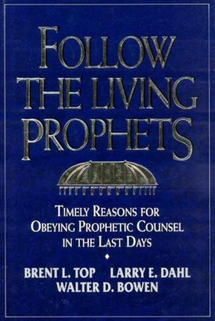 Follow the Living Prophets (Paperback)