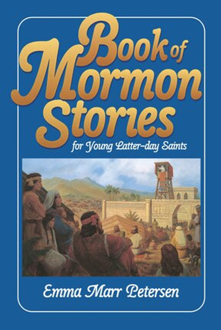 Book of Mormon Stories for Young Latter-day Saints (Paperback )