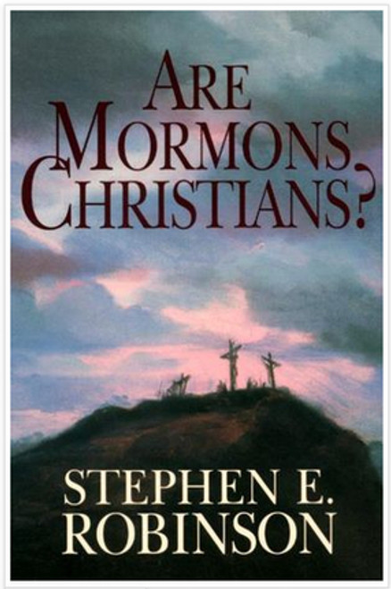 Are Mormons Christians? (Paperback)