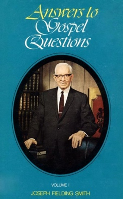 Answers to Gospel Questions Volume 1 (Hardcover)