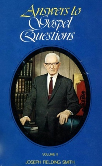 Answers to Gospel Questions Volume 2 (Hardcover)