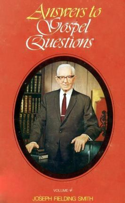 Answers to Gospel Questions Volume 5 (Hardcover)