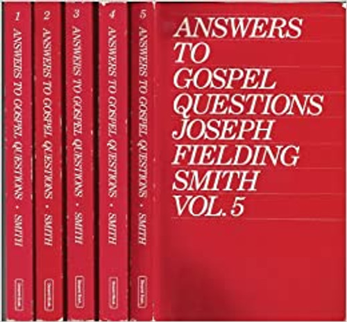Answers to Gospel Questions Set (Paperback)