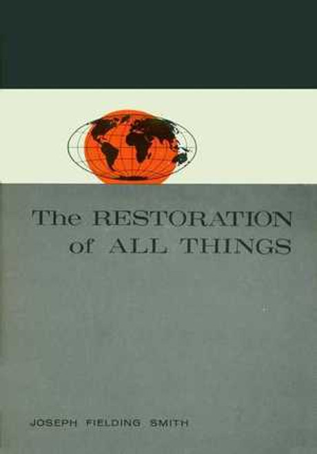 The Restoration of All Things (Hardcover)