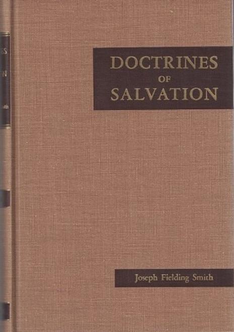 Doctrines of Salvation Volume 3 (Hardcover)