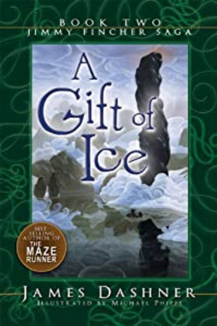 A Gift of Ice (Jimmy Fincher Saga Book 2) (Paperback)