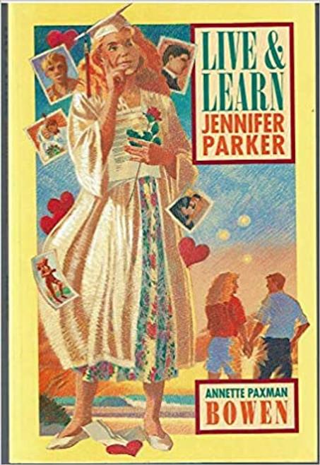 Live and Learn, Jennifer Parker (Paperback)