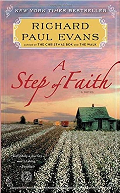 A Step of Faith (Hardcover)
