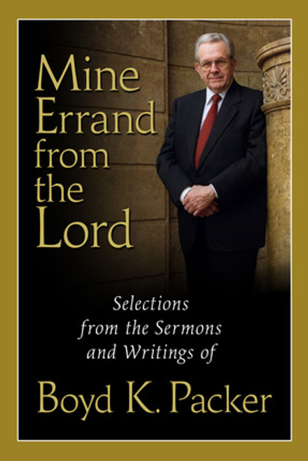 Mine Errand from the Lord (Hardcover)