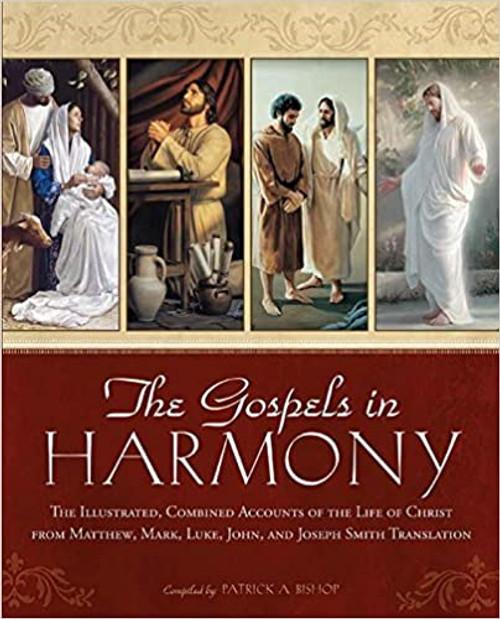 The Gospels in Harmony  (Hardcover)