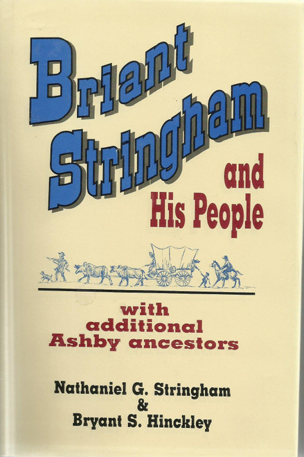 Briant Stringham and His People (Hardcover)